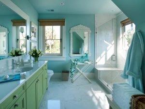 paint color ideas for a bathrooms
